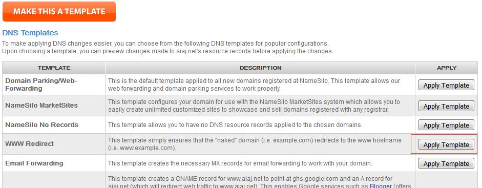 NameSilo+Gmail=自定义域名邮箱