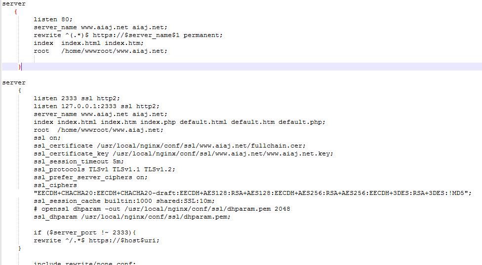 利用网站配置端口隐蔽SSR的欺骗流量方案