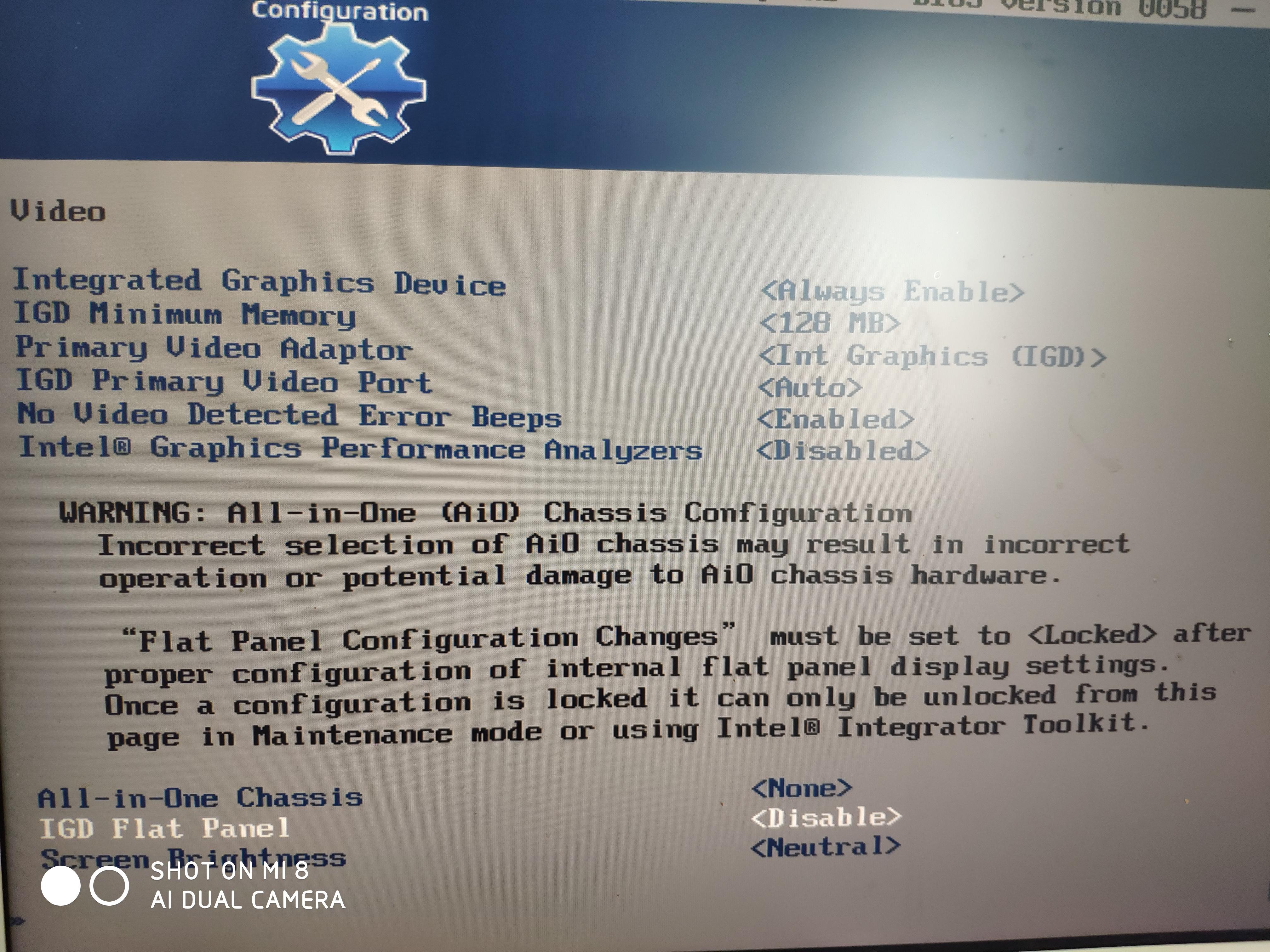 DQ77kb主板bios解决独显直通中关闭主板核显与声卡的问题。